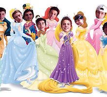 MagCon Princess by becausepoynter