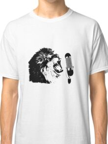 Lion at the Mic Classic T-Shirt