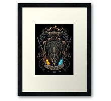 Ash To Embers Framed Print