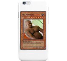 OG MUDBONE iPhone Case/Skin