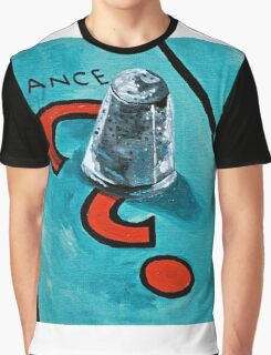 Taking a Chance  Graphic T-Shirt