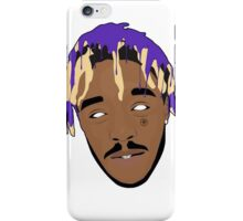 Lil Uzi Vert - Purple Rule iPhone Case/Skin