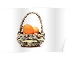 eggs in one basket Poster