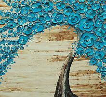 The Water Blossom Tree by Amber Elizabeth Lamoreaux