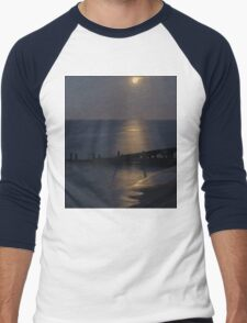 Moonlight on the North Sea T-Shirt
