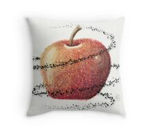 How Do You Like Them Apples! Throw Pillow