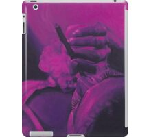 """Pink No. 1"" iPad Case/Skin"