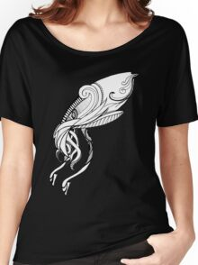 Inky Squid Women's Relaxed Fit T-Shirt