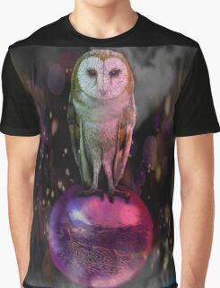 Labyrinth owl Graphic T-Shirt