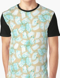 Sandy Turtle by VIXTOPHER Graphic T-Shirt
