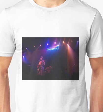Cherry Glazerr Live  Unisex T-Shirt