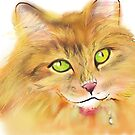 Josie Cat by Rowi