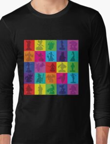 Toys For Games Color Grid T-Shirt
