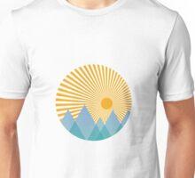 Mountain Sun Unisex T-Shirt