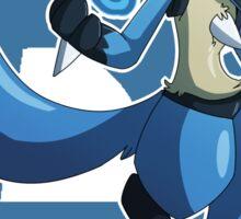 Smash 4 - Lucario Sticker