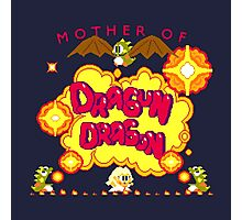 Mother of Dragun Dragon Photographic Print