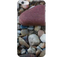 Just a Stone's Throw iPhone Case/Skin