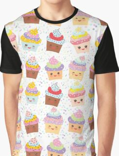 Yummy cupcakes Graphic T-Shirt