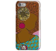 """""""The Beauty within"""", Naturally Beautiful   iPhone Case/Skin"""