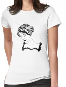 Elegance  Womens Fitted T-Shirt