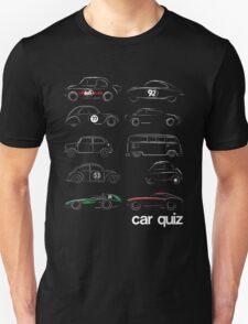 Classic Car Quiz T-Shirt