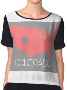Colorado Chiffon Top