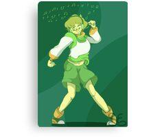 Dancing Pidge  Canvas Print
