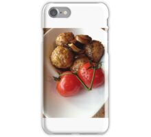 Delicious Appetizer iPhone Case/Skin
