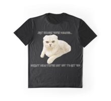 Just Because You're Paranoid Graphic T-Shirt