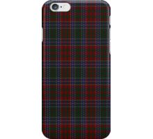 01299 University Plaid Fashion Tartan iPhone Case/Skin