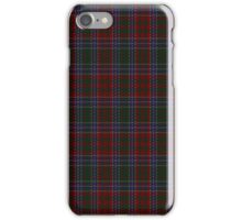 01299 University Plaid Fashion Tartan iPhone Case/Skin