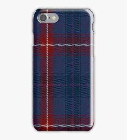 01298 United Scots American Fashion Tartan  iPhone Case/Skin