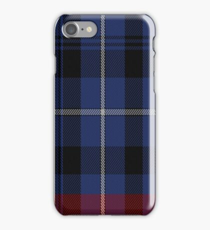 01296 Frisco Fun Fashion Tartan  iPhone Case/Skin