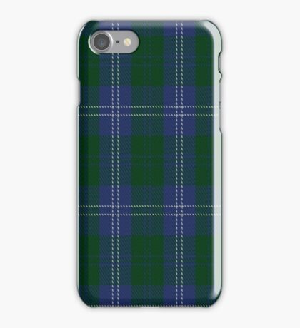 01293 Jacksonville Bluefin Fashion Tartan iPhone Case/Skin