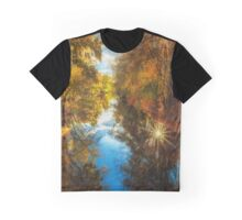 Fall filtered reflections Graphic T-Shirt