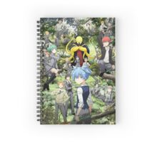 Assassination Classroom Spiral Notebook
