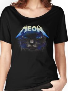 Metallicat Women's Relaxed Fit T-Shirt