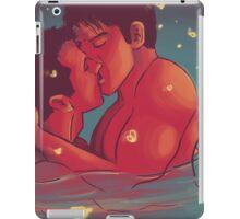 Fireflies in the Gloaming iPad Case/Skin
