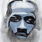 Allen Iverson by Michael John