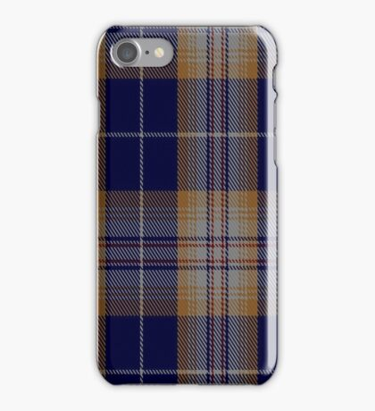 01378 Carsaig Fashion Tartan  iPhone Case/Skin