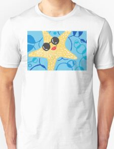 STAR OF THE SEA (colored) Unisex T-Shirt