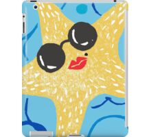 STAR OF THE SEA (colored) iPad Case/Skin