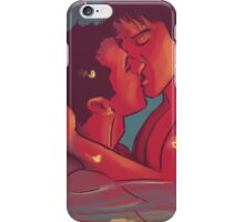 Fireflies in the Gloaming iPhone Case/Skin