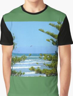 *Torquay Beach, West Coast, Vic. Australia* Graphic T-Shirt