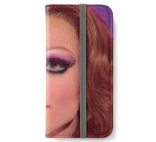 Derrick Blue Barry iPhone Wallet/Case/Skin
