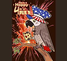 Bird USA Independence day 4th July Unisex T-Shirt