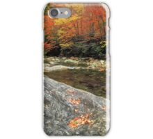 East Fork of the Pigeon River iPhone Case/Skin