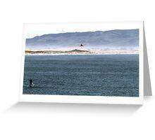 Pismo Beach - Oceano Dunes, Ca Greeting Card