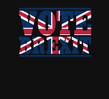 Voted Brexit T-Shirt, UK Leave EU T-Shirt, Freedom T-Shirt Unisex T-Shirt