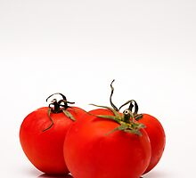 red tomatoes by arnau2098